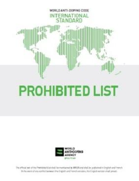 The Prohibited List